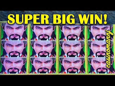 🔥SUPER BIG WIN!🔥 🐉DRAGON LINK SLOT🐉 - OH, YES! - Slot Machine Bonus - 동영상