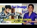 Varun learns TAILORING for Anushka | Sui Dhaaga - Made in India