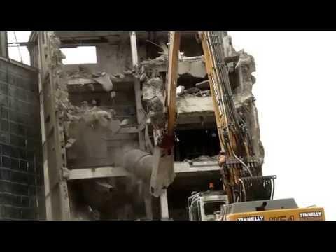 Pollixfen Mill Demolition 16-23 June 2015