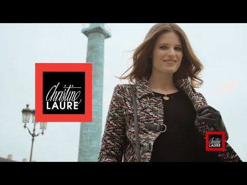 Collection Christine Laure : Mode Femme Automne/Hiver 2017-2018 - Teaser 1