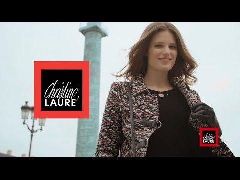Collection Christine Laure : Mode Femme Automne/Hiver 2017-2018 - Teaser 1