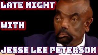 Jesse Lee Peterson Gets His Own Late Night Talk Show W David Pakman