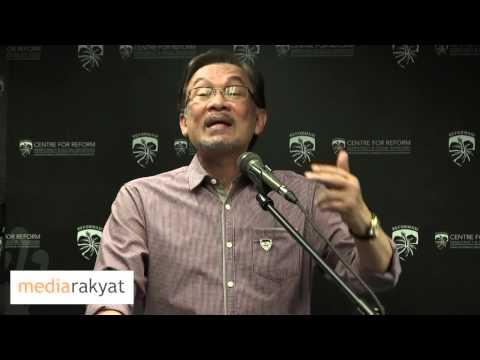 Anwar Ibrahim: Kenapa 6,000 Pekerja MAS Dikorbankan?