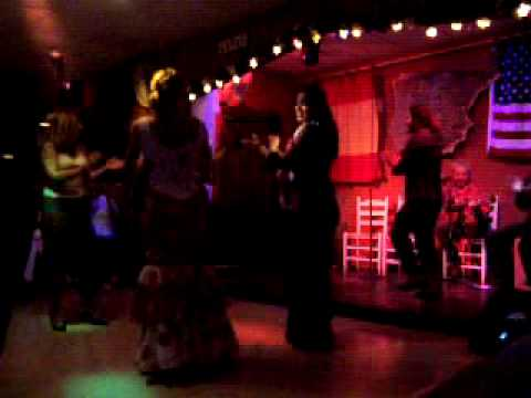 Cafe Spain Restaurant presents Hispanic Flamenco Ballet