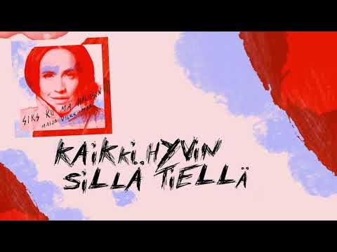 Maija Vilkkumaa - Siks ku mä halusin (Lyric video)