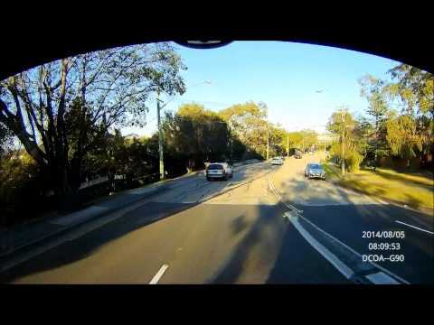 Gearbest Dome G90 Dash Cam Review