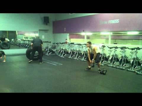 Boot Camp Xtreme Fitness Redding California