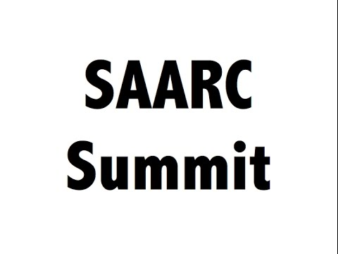 SAARC (south asian association for regional cooperation) Sum