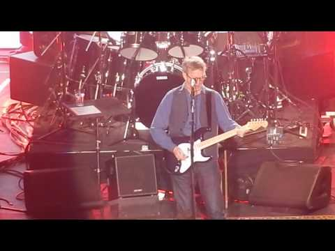 Eric Clapton-Key To The Highway/Badge (MSG NYC 3/19/17)