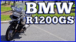 Regular Car Reviews: BMW 1200GS