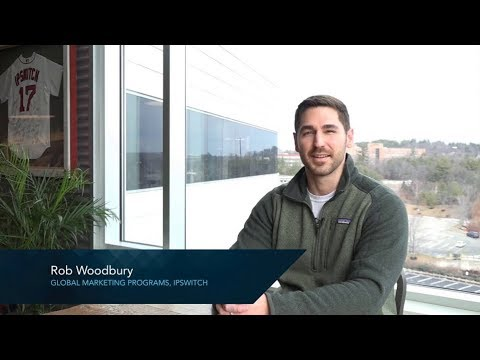 How Ipswitch integrated Marketo and Salesforce - Rob Woodbury, GMP