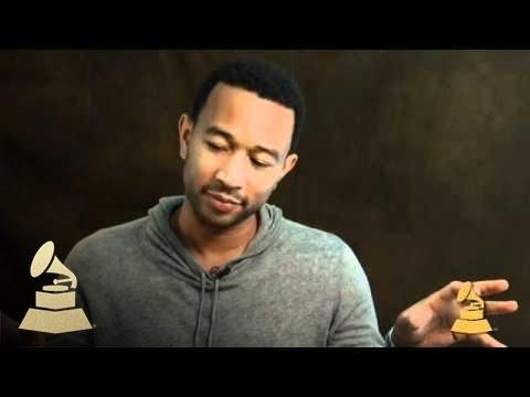 John Legend On Winning A GRAMMY   GRAMMYs
