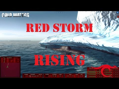 Cold Waters - Red Storm Rising