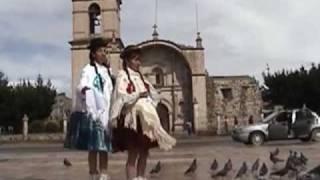 Hermanas Echarri - Chaca chaquita (Huayño)