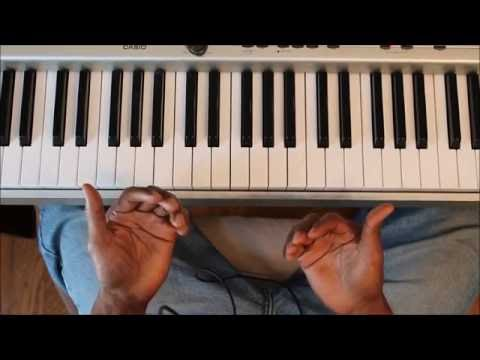 2-5-1 (ii-V-I CHORD PROGRESSION) FOR PIANO
