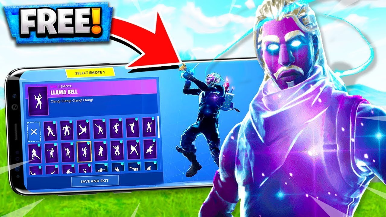 How To Unlock Galaxy Skin In Fortnite Battle Royale Youtube