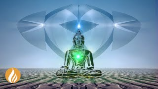 639 Hz Generative Healing Frequency - Activate Heart Chakra - Meditation Music
