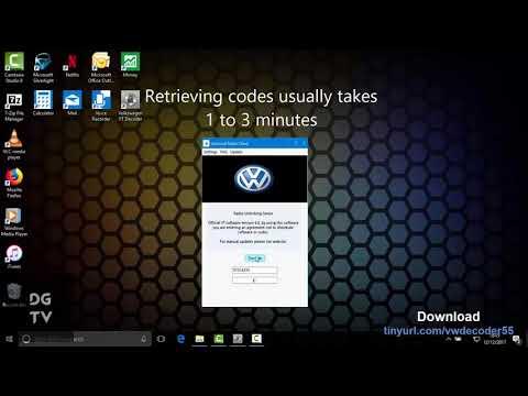 How To Get VW Radio Code Free - Polo, Golf, Passat, Bora, Jetta, Lupo, Transporter ect
