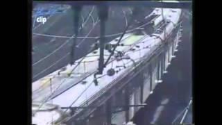 Ce train Qui Sén Va [기차는 떠나고] (한글 자막 포함)