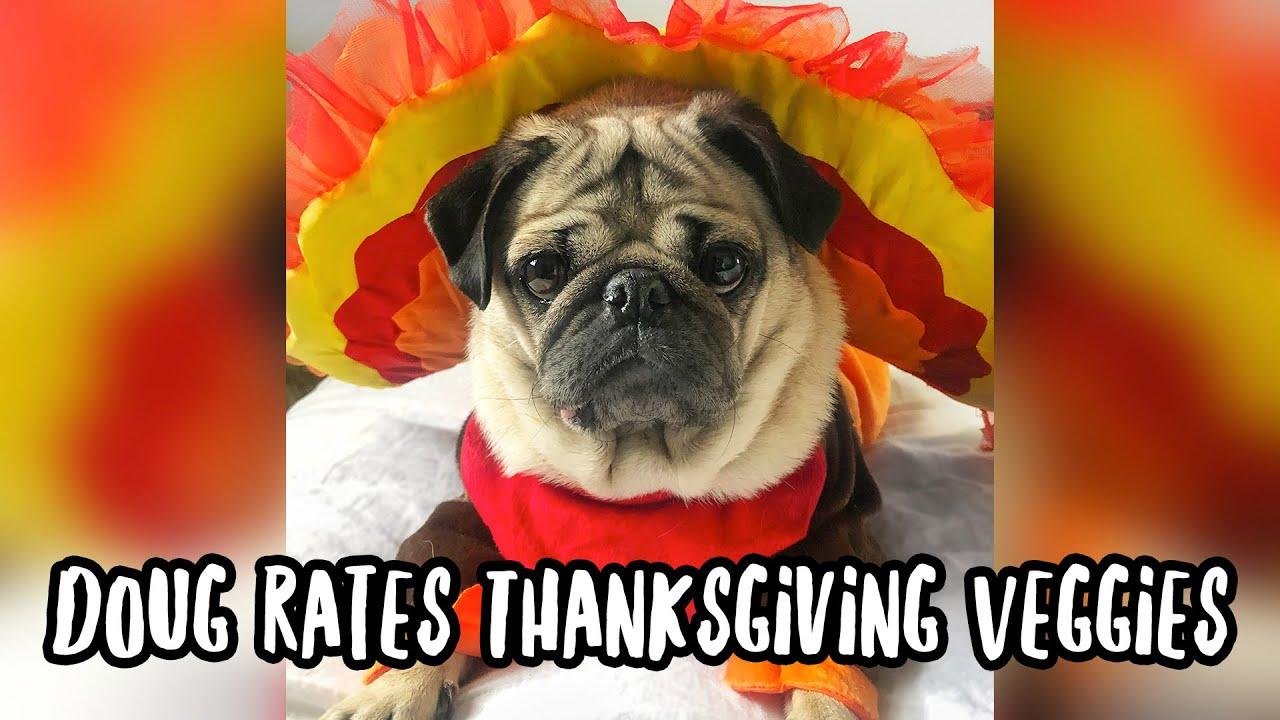 Doug Rates Thanksgiving Veggies