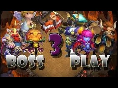 Boss Fight 3 (Stun Lock And More)