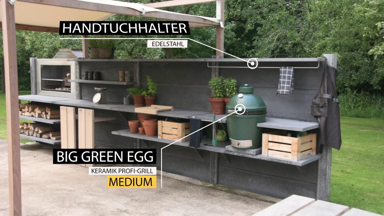 Outdoor Küche Erftstadt : Outdoor küche erftstadt: outdoor küche aus edelstahl und teakholz