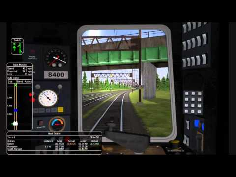 Open Rails Metro North Grand Central to New Haven Full Route