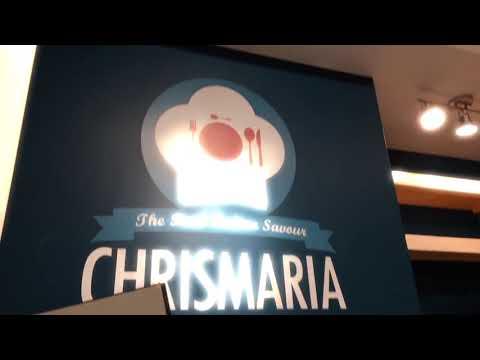 Chrismaria Family Restaurant at New Minas NS
