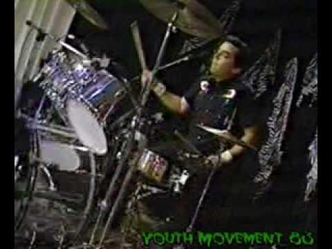 Social Distortion Prison Bound live 1988