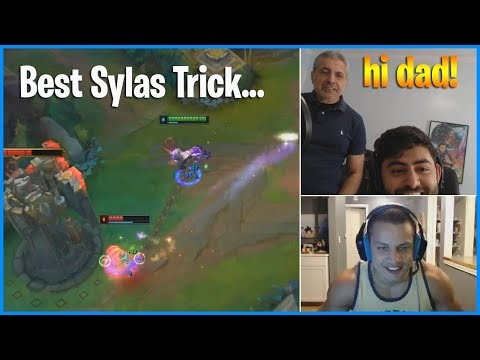 Nemesis Shows New Broken Sylas Interaction... | Yassuo's Dad | LoL Daily Moments Ep 623