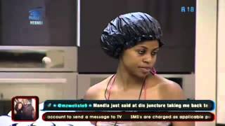 Big Brother Mzansi- Kat and Thando dish on last night