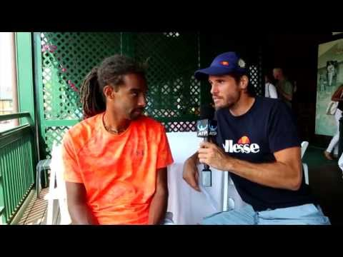 Tommy Haas Interviews Dustin Brown For ATP Insider
