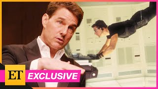 Tom Cruise Breaks Down Infamous Mission: Impossible Vault Scene (Exclusive)