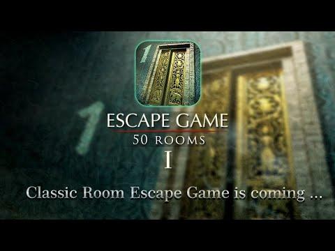 Побег игра: 50 комната 1 #2