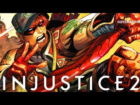 "ARSENAL TAKES OVER FOR GREEN ARROW - Injustice 2 ""Green Arrow"" Gameplay"
