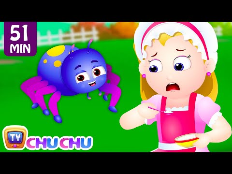Thumbnail: Little Miss Muffet and Many More Nursery Rhymes & Kids Songs Collection | ChuChu TV