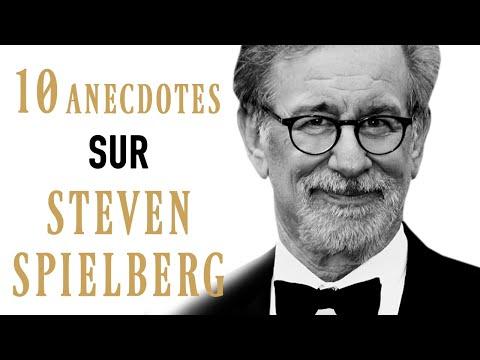 10 ANECDOTES SUR... STEVEN SPIELBERG