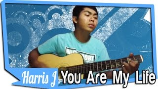 Video Harris J - You Are My Life Cover download MP3, 3GP, MP4, WEBM, AVI, FLV November 2017