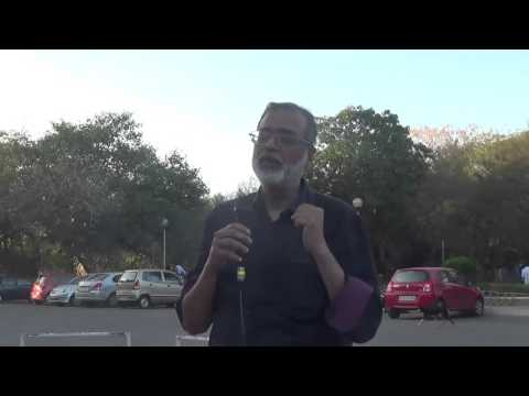 """Azaadi Lecture #3 - Prabir Purkayastha on """"Freedom and the Emergency"""" 