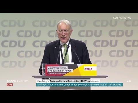 Migrationspakt ist Landesverrat - Eugen Abler CDU-Delegierter 07.12.2018 - Bananenrepublik