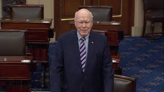 Senator leahy speaks about president-elect biden and vice harris.