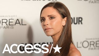 Victoria Beckham's 7-Year-Old Daughter Harper Is Obsessed With 'Spice World' | Access
