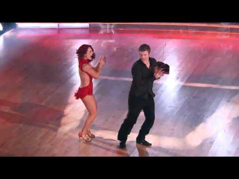 Week 11   Salsa Tango Fusion - Nick & Sharna