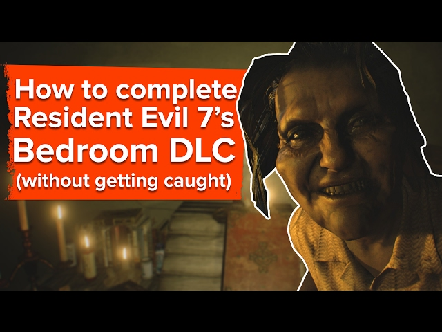 Resident Evil 7 Dlc Banned Footage Vol 1 Bedroom With