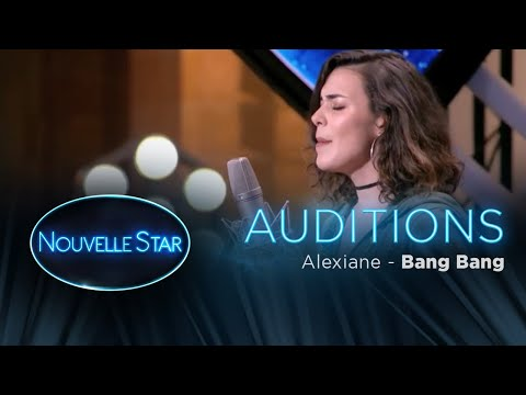 ALEXIANE: Bang bang - Auditions – Nouvelle Star 2017