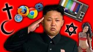Repeat youtube video 10 Everyday Activities That Are Illegal In North Korea