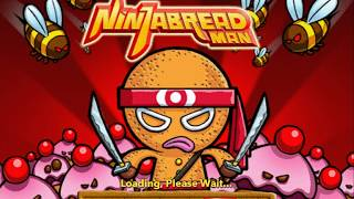 Ninjabread Man Wii no death 60fps