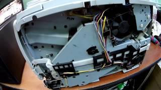 HP LaserJet P2055dn застрягання паперу при двостороннього друку