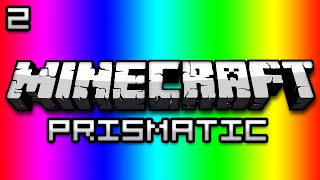 Minecraft: ALL THE COLORS - Prismatic Part 2
