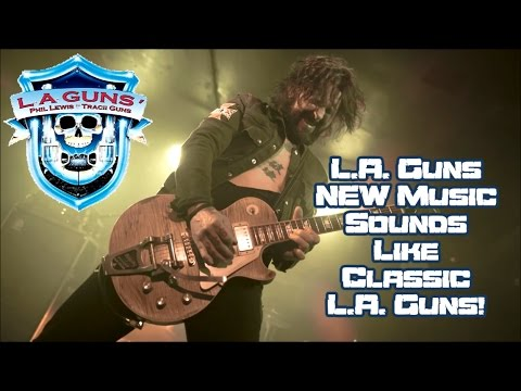 L.A. Guns New Music Sounds Like Classic...
